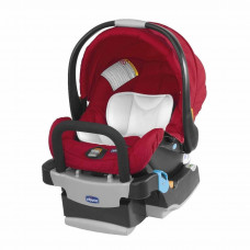 Chicco KEYFIT EU W/ BASE Red 0+ 04079232700000