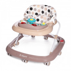 Baby Care Flip (Beige dots)