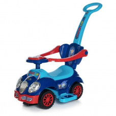 Baby Care Cute Car (музыка, ручка) арт. 558W синий