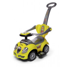 Baby Care Cute Car (музыка, ручка) арт. 558W Yellow