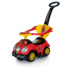 Baby Care Cute Car (музыка, ручка) арт. 558W красный